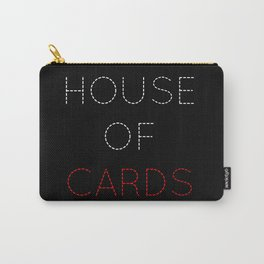HOC: Frank Underwood Carry-All Pouch