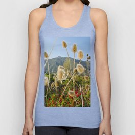 Meadow of Sicilian Spring Unisex Tanktop