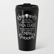 Necromancer Line: Funeral Travel Mug