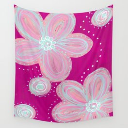 Pinked Wall Tapestry