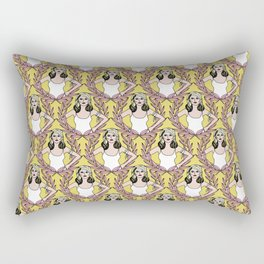 New Wave Neo Victorian Debbie Rectangular Pillow