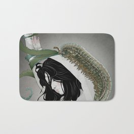 BUG GIRL Bath Mat