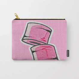 Pink Loo Too Carry-All Pouch