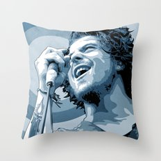 Anthony Green Throw Pillow