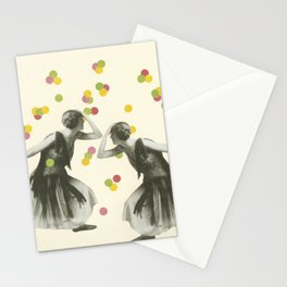 Dance : Gemini Stationery Cards