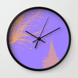 Galata Tower, Istanbul  Wall Clock