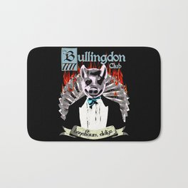 the Bullingdon Club Bath Mat