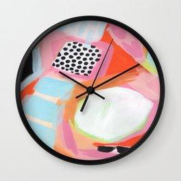 Fruit Mix UP Wall Clock