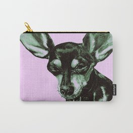 Ziggy (Pink) Carry-All Pouch