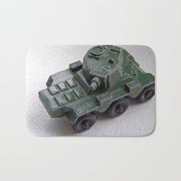 Toy Tank Bath Mat