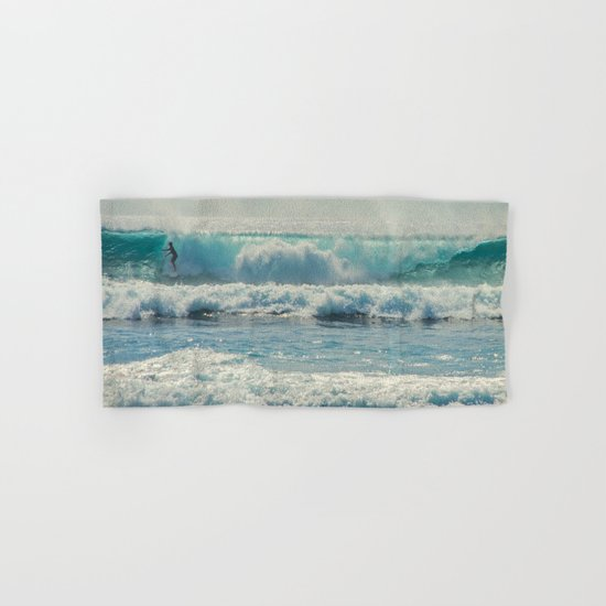 SURF-ACING Hand & Bath Towel