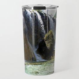 Sunny Cascade Travel Mug