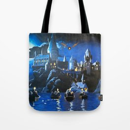 Gogwarts Tote Bag