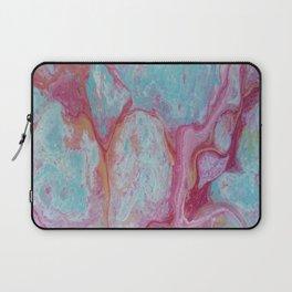 Pink lagoon Laptop Sleeve