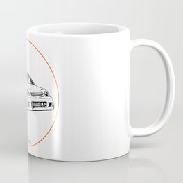 Crazy Car Art 0217 Coffee Mug