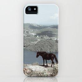 patmos scene iPhone Case