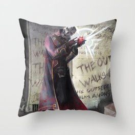 Il Cuore Throw Pillow