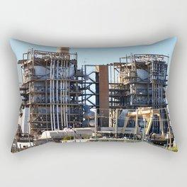 Power Plant Rectangular Pillow