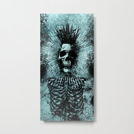 Death King Metal Print
