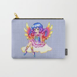 Colorful Angel Carry-All Pouch