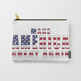 Make America Great Again Carry-All Pouch