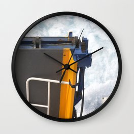 Naxosferry 3 Wall Clock