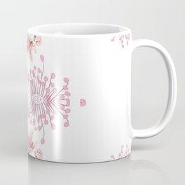 Flower pillow Coffee Mug