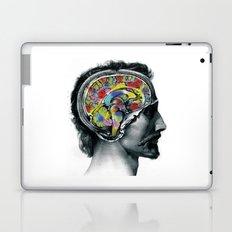 Brain colors fashion Jacob's Paris Laptop & iPad Skin