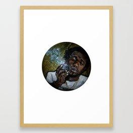 Jet Life High Framed Art Print