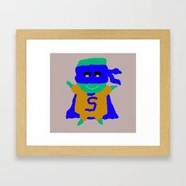 Spam 2 too Framed Art Print