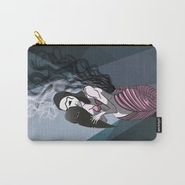 Mermaid Mask Carry-All Pouch