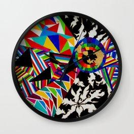 universal chaos Wall Clock