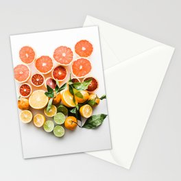 Sweet & Sour Stationery Cards