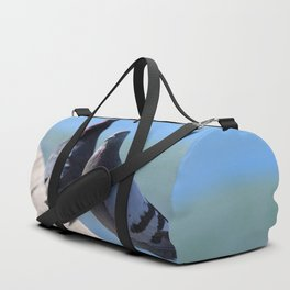 Pigeon Duffle Bag