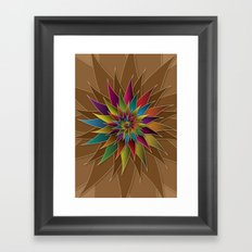 Cheery Framed Art Print
