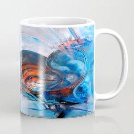Blue Valentine Coffee Mug