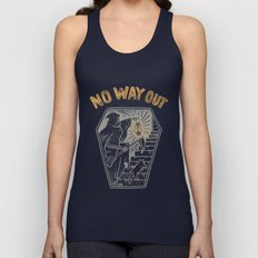 No Way Out Unisex Tank Top