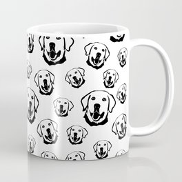 CHRISTMAS GIFTS FOR THE LABRADOR DOG LOVER FROM MONOFACES IN 2020 Coffee Mug