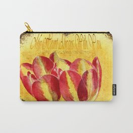 My Heart Always With You Carry-All Pouch