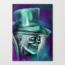 Hat Box by Topher Adam Canvas Print