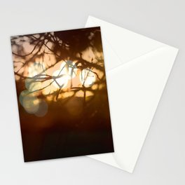 Invigorating Lights II Stationery Cards