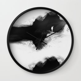 Hello from the The White World Wall Clock