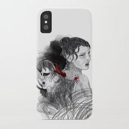 Black Swan II iPhone Case