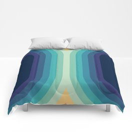 Retro Smooth 001 Comforters