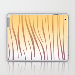 Design lines gold ethnic Laptop & iPad Skin