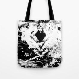 ZAK B&W Tote Bag