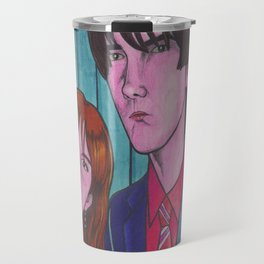 Party Hard (Neville and Hermione) Travel Mug