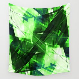 Elemental - Geometric Abstract Art Wall Tapestry