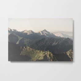 Wild Hearts - Landscape Photography Metal Print
