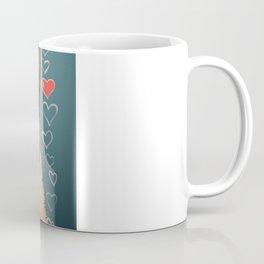Grumpy Cat ... Love You Coffee Mug